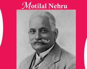 biography of motilal nehru