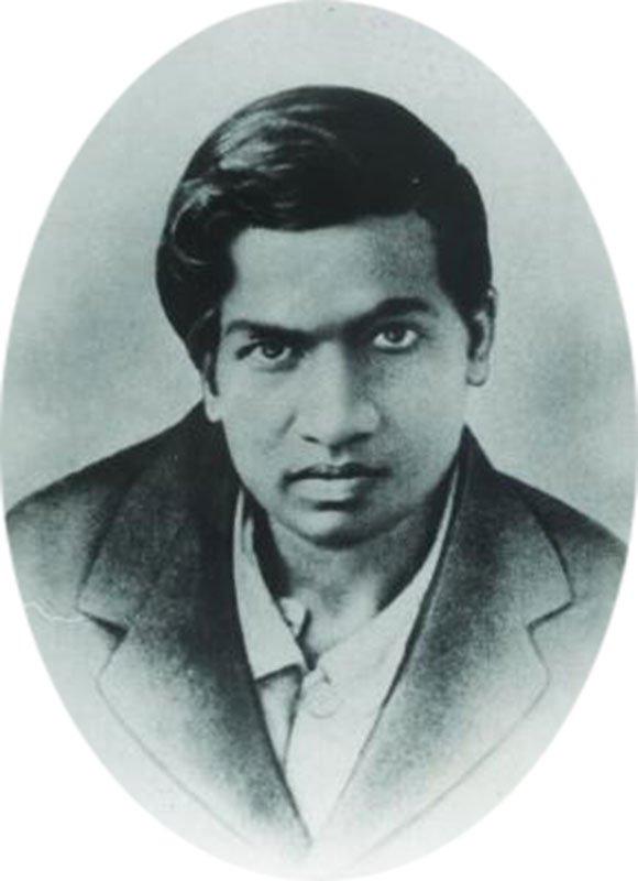 Biography of Ramanujan : ramanujan facts. ramanujan quotes