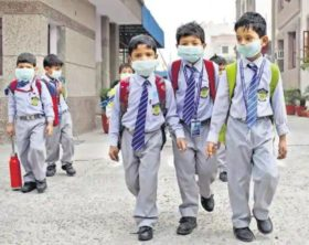 More than 34 crore students affected by corona
